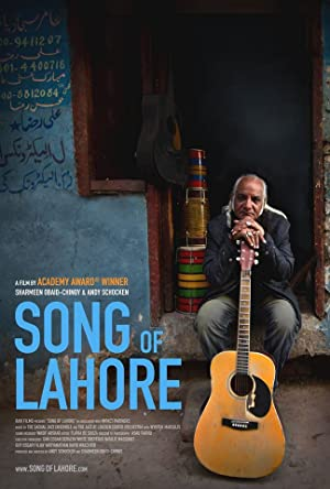 movie poster of Song of Lahore