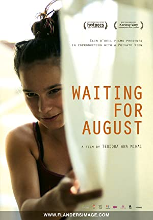 movie poster of Waiting for August