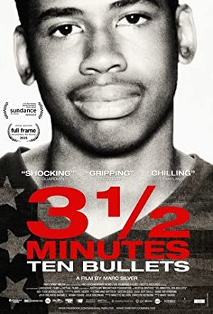 movie poster of 3½ Minutes, Ten Bullets