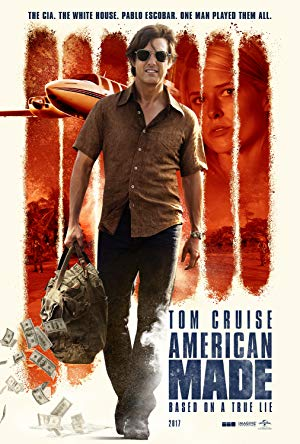 movie poster of American Made
