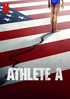 movie poster of Athlete A