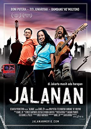 movie poster of Jalanan