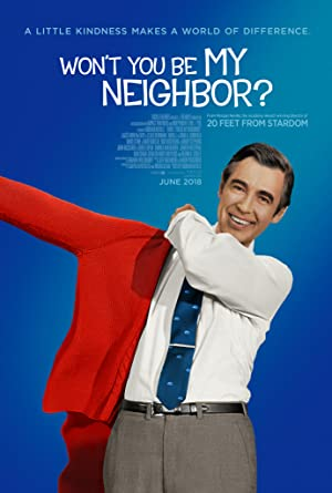 movie poster of Won't You Be My Neighbor?