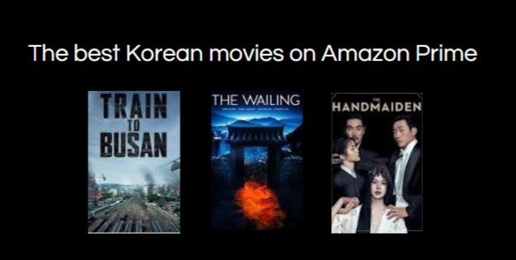 best Korean movies on Amazon Prime